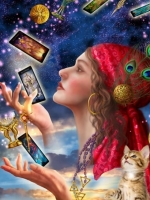 Tarot reader Mirage56 at Psychics.com