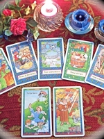 Master Of The Tarot Will Guide you through all Matters of Life at Psychics.com