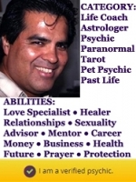 Psychic Intuitive Andrew at Psychics.com